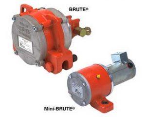 Motoricky poháněné vibrátory MARTIN BRUTE
